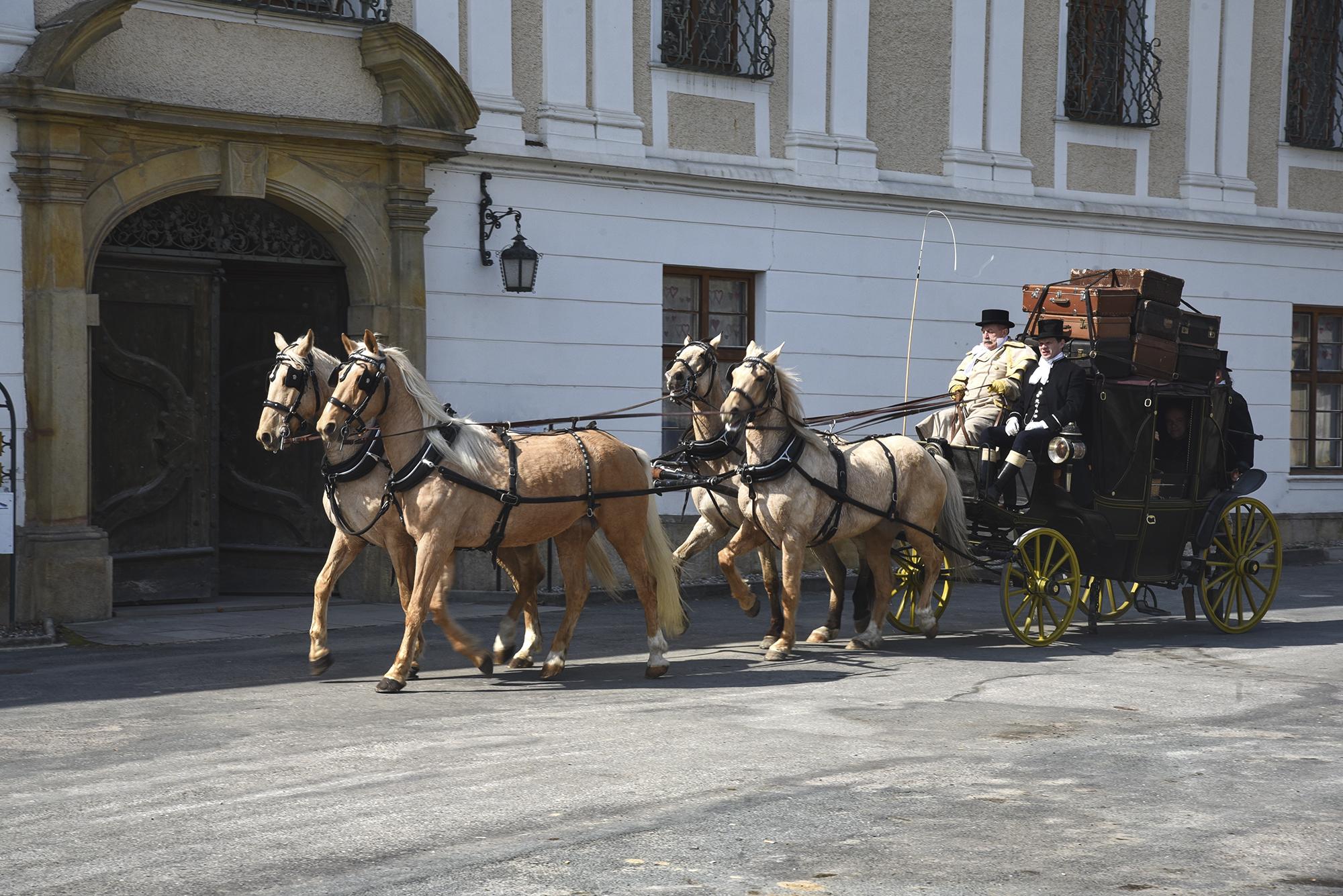 Cestovním kočárem po Olomouckém kraji